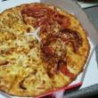 ピザ食べながら映画鑑賞会