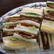 横浜 かもめパン サンドイッチ大皿 です!