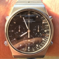 今日の腕時計 12/13 SEIKO SPEEDMASTER 7A28-701A