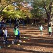 【駒沢公園・日曜日午後】11/19 練習