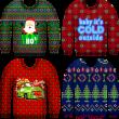 アイルランド(Ireland 🇮🇪):  stocking up on Christmas jumpers