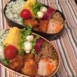 和食の夕ご飯&今日のお弁当