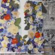 昨日の押し花アート教室