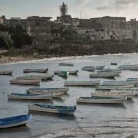 外国船団がソマリアの魚を略奪