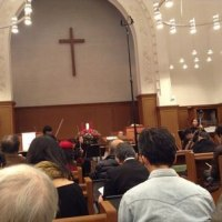 1712- 餅つきと教会礼拝
