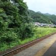 由良川橋りょうを渡りました