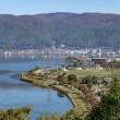 諏訪湖【長野県諏訪市】