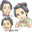 篤姫&幾島