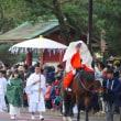<春日若宮おん祭> 華麗な時代絵巻! 約1000人によるお渡り式