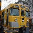 dp1 Quattro 上井草駅で電車どアップ