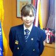 生田善子先輩が津山市中央消防署の一日消防長に就任!