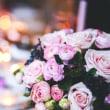 花の香りを