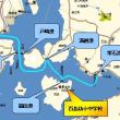 松山から戸崎への逃走