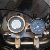 ツーリングモンキーのスピードメーター交換