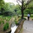 「清澄庭園」とその周辺に行ってきました