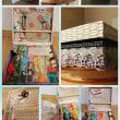 おせちの重箱〜刺繍収納BOX!