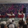 高知Jゴスペルクラブが、ディサービスでクリスマスコンサート