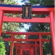 新月に伏見稲荷神社に行きました(^-^)