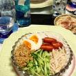 【オリジナルレシピ】冷たい納豆蕎麦サラダ