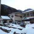 初めてのEV旅行と寒気厳しい日本旅館。