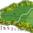 今日のゴルフ挑戦記(147)/東名厚木CC イン(B)→ウエスト