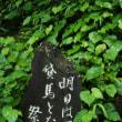 8月20日(日) 秩父 札所三十一番 鷲窟山観音院 秋海棠を愛でて(2)
