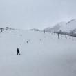 スキー日記-6日目-八方尾根