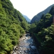 須戸川渓谷