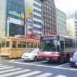 約10年ぶりの再会です。 広島電鉄2000形