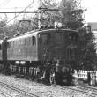 首都圏を走ったEF15重連の石油列車