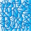 だまし絵シアター「氷のひびの中の、かくし文字」