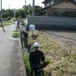 用水路清掃 6月4日(日)