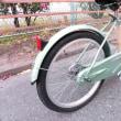 前2輪三輪自転車ブリヂストン「ミンナ」入荷・・・