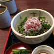 春の味覚 梅しらす丼&そば定食ランチ 「そじ坊」