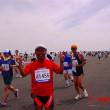 神戸空港マラソン 10キロ 滑走路を走ってみました。