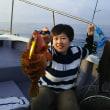 21日イサキ7匹など魚種多数