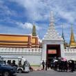 2017カンボジア旅行 7月07日(金) バンコク滞在 チャオプラヤ川へ