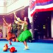 フラ、タヒチアンダンスクラス、ダンサー募集