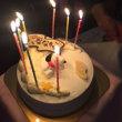 8歳の誕生日を迎えて
