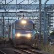 2017年11月24日,今朝の中央線 81レ EH200-23