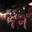 追 分 盆 踊 り (8/13~16<19:00~>@浅間神社境内)