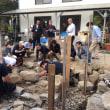 デザイナー向け、石積み講座in世田谷