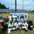 H30年建設コンサルタント協会主催の野球大会に参加しました!