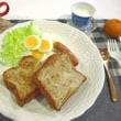 朝食(デニッシュブレッドマイルド くるみ)