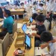 科学作品展ロボット教室