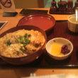 神楽坂別亭鳥茶屋で昼食
