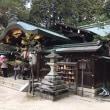 京都古社寺探訪「八大神社」京都市左京区は一乗寺松原町の八大神社の祭神素戔嗚