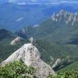 標高2,599mの金峰山は秋の気配