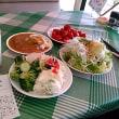 本日のランチはカウボーイ家族湯里店へ。EPARK会員ポイントサービスが10月末で終了のため。今回は揚げたてカレーコロッケとフライドポテトもサラダーバーにありました。