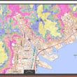 南海トラフ地震想定の図上訓練。岡山県庁が。。住民が津波避難をどうすればよいかの訓練や津波避難関連資料提供は、ない
